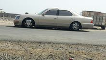 Lexus LS car is available for sale, the car is in Used condition
