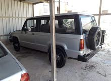 Manual Silver Isuzu 1983 for sale