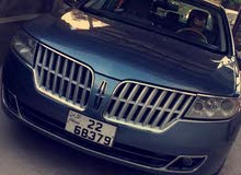 For sale 2012 Turquoise MKZ
