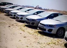 سيارات لانسر بالجملة للبيع 2016
