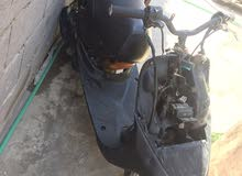 Used Yamaha motorbike made in 2021 for sale