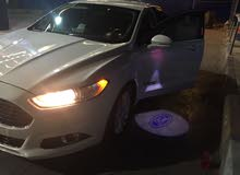 White Ford Fusion 2013 for sale