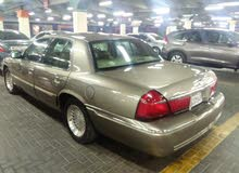 Mercury Grand Marquis(PRACISION TRAC) 2001 model to sell