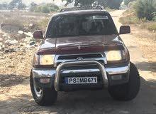 Gasoline Fuel/Power   Toyota 4Runner 2000