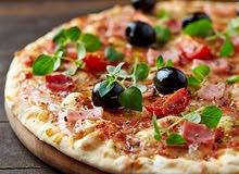 مطلوب شيف بيتزا و معجنات