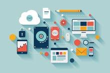 تصميم مواقع الانترنت وبرامج الاندرويد