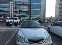 Mercedes S 320 2002