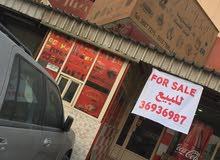 للبيع او للايجار كفتيريا في الهمله بسعر مغري