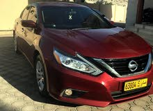 Gasoline Fuel/Power   Nissan Altima 2016