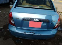 Hyundai Accent made in 2006 for sale