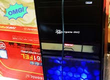 Untie central gamer double graphic GT core i5 Booster Nouveau Garantie