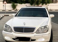 Used 2002 S 320 in Sharjah