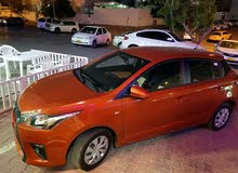 Available for rent! Toyota Yaris 2017
