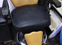 كرسي حلاقه للبيع