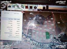 قطعتين سكن للبيع مادبا-مليح-حنو مليح الجنوبي مساحة كل قطعه 850م