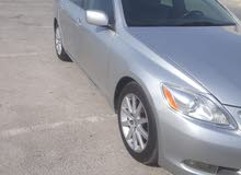 Used condition Lexus GS 2006 with +200,000 km mileage