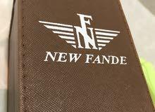 بمناسبة العيد  ساعة NEW FANDE مميزة وبسعر قابل للتفاوض
