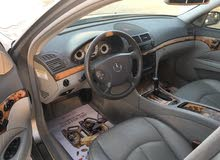 Mercedes Benz E500 2005 in Sharjah - Used