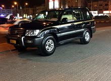Black Toyota Land Cruiser 2000 for sale