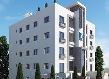 شقة العمر قيد الانشاء في الجبيهة حي (ام حليليفة ) بالتقسط