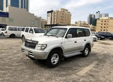 White Toyota Prado 2000 for sale