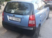 Gasoline Fuel/Power   Kia Picanto 2008