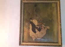 لوحة الاحباء لبول سينيزى 1870