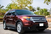 Ford Explorer for sale in Al Riyadh