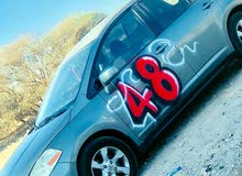 Nissan Versa car for sale 2008 in Wadi Al Ma'awal city