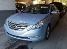 Hyundai Sonata 2013 For sale - Blue color
