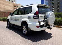 toyota prado 2003 in good condition for sale