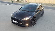 Ford Focus ST 2017. full option. GCC specs. low mileage