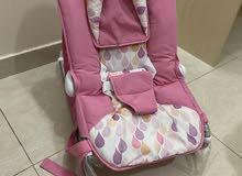 كرسي وسرير للاطفال