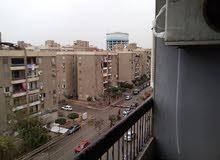 شقه مفروشه مستوى راقى جدا للأسر والعائلات بعمارات ضباط زهراء مدينة نصر