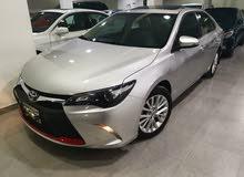 Toyota Camry Model 2017 GLX