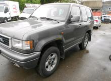 Opel Mountaineer made in 1998 for sale