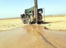 نعمل لدى حفر ابار ارتوازي حفارات ابو ابراهيم سوري المتر 10 ألاف 07819646050