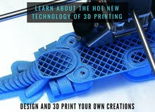 3D Printing Course - A Hands-on Workshop