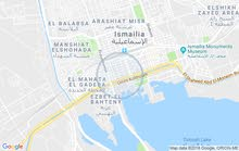 عمارة سكنية لقطه أرض الجمعيات الإسماعيلية 6ادوار ورف 3 أدوار متشطبين