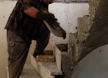 تغليف الدرج المدور والعادي بالمرمروالكرانيت