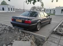 BMW 740 il مواصفات خاصة
