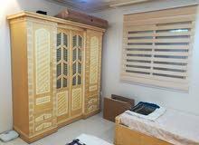 غرفة نوم 2 سرير مفرد  للبيع المستعجل
