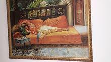 لوحة فنية مشهورة 1875م