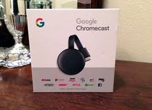 google chromecast 3th generation