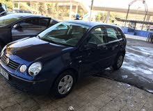 Automatic Blue Volkswagen 2004 for sale
