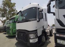 شاحنة مستعملة رينو    Renault Used Tractor Head 4x2  2016