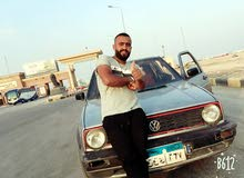 Used 1990 Golf in Cairo