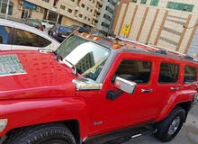 Used Hummer H3 in Sharjah