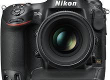 Nikon D4S 16.2 MP CMOS FX Digital SLR with Full 1080p HD Video (Body Only