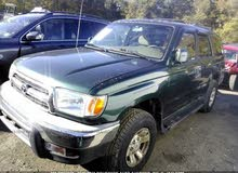 Green Toyota 4Runner 2000 for sale